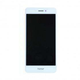 Écran Huawei Honor 6C Blanc LCD + Vitre Tactile