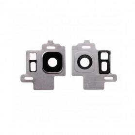Vitre caméra arrière Samsung Galaxy S8 (G950F) Or Contour + Vitre cache