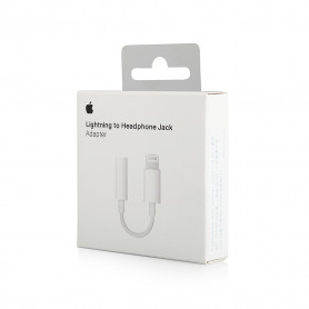 Adaptateur Lightning iPhone 7