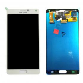 Ecran Samsung Galaxy Note 4 (N910F) Blanc Origine