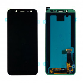 Ecran Samsung Galaxy A6 2018 (A600F) Noir (Compatible)
