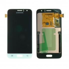 Ecran Samsung Galaxy J1 2016 (J120F) Blanc (Compatible)