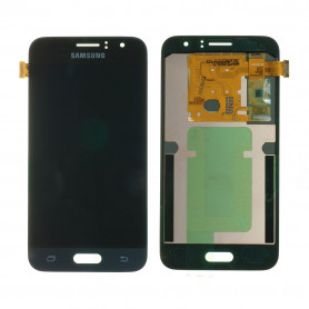 Ecran Samsung Galaxy J1 2016 (J120F) Noir (Compatible)