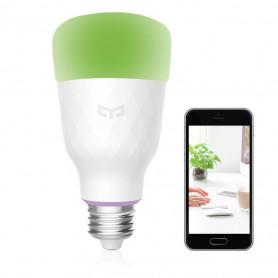 Xiaomi Yeelight 9W LED Commande sans Fil WIFI Lampe de Lumière Intelligente Ampoule AC220V