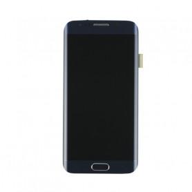 Ecran LCD + Vitre Tactile Noir - Samsung Galaxy S6 Edge