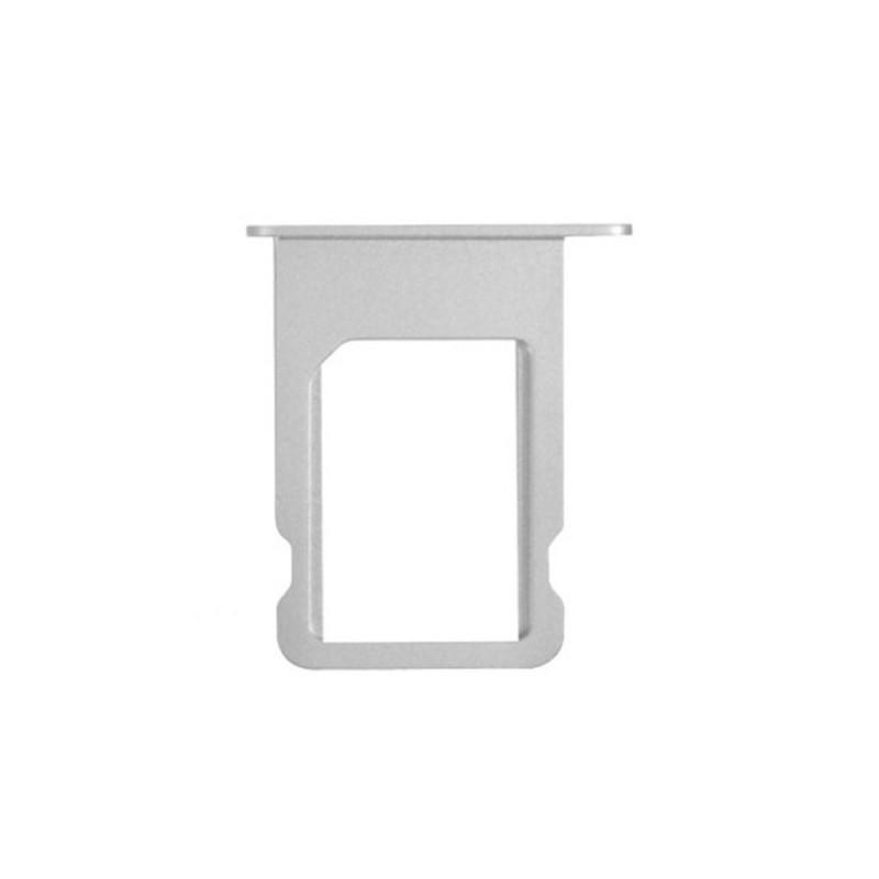 Tiroir SIM iPhone 6 Argent