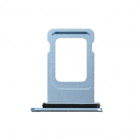 Tiroir SIM iPhone XR Bleu