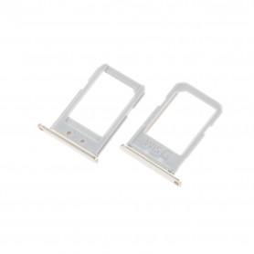 Tiroir SIM Samsung Galaxy S6 Edge Plus (G928F) Or