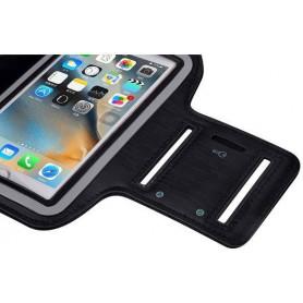 Brassard Devia pour smartphones résistant à l'eau iSport Noir