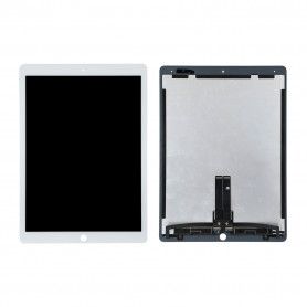 Ecran Complet iPad Pro 12.9 (2ème Gen.) Blanc