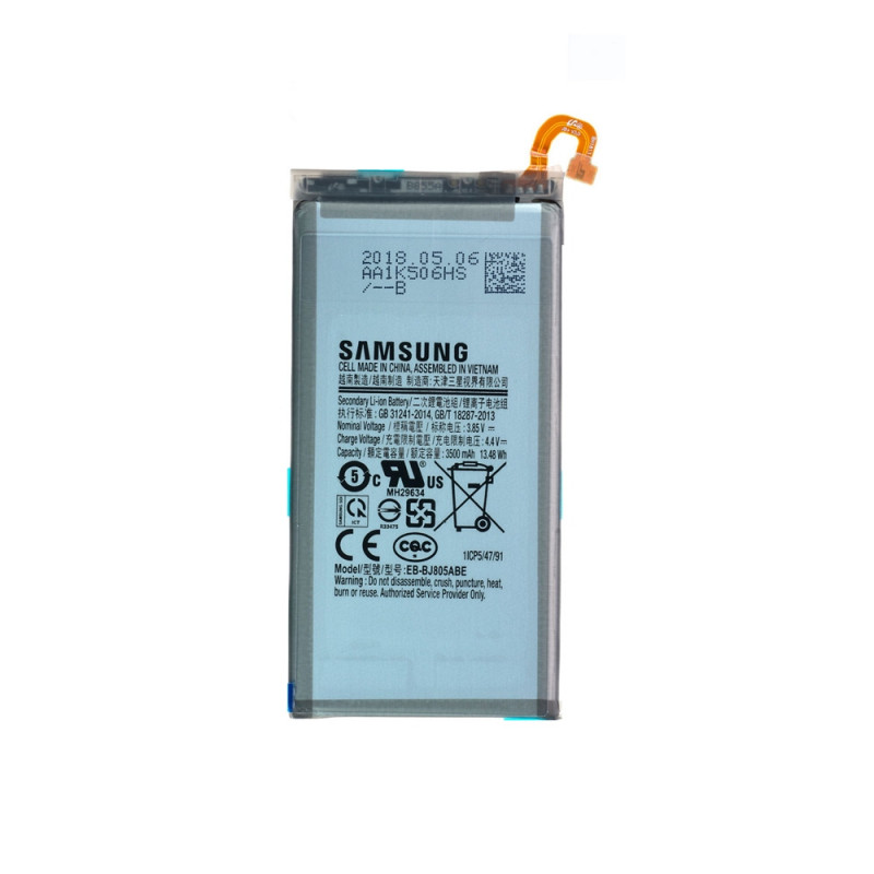 Batterie EB-BJ805ABE Samsung Galaxy A6+ 2018 (A605F)
