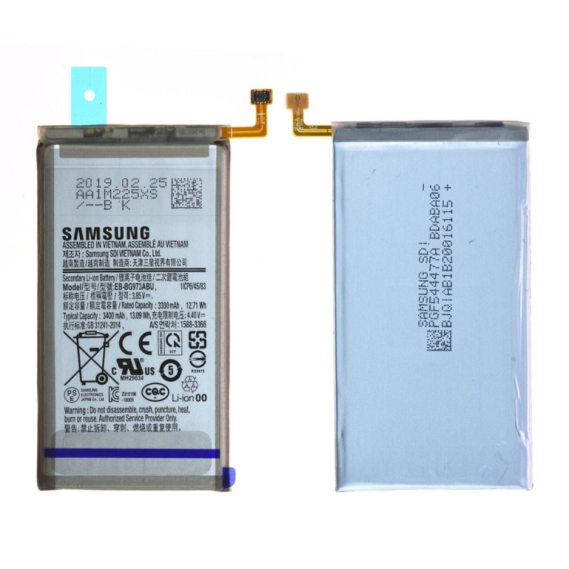 Batterie EB-BG975ABU Samsung Galaxy S10+ (G975F)