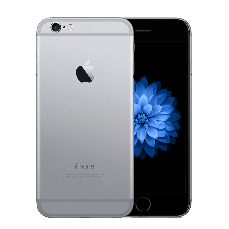 Apple iPhone 6 128 Go Gris - Débloqué Garantie 6mois