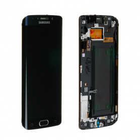 Ecran Samsung Galaxy S6 Edge (G925F) Noir (Reconditionné)