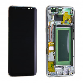 Écran Samsung Galaxy S8 (G950F) Or (Reconditionné)