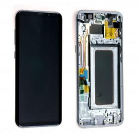 Écran Samsung Galaxy S8+ (G955F) Argent (Reconditionné)