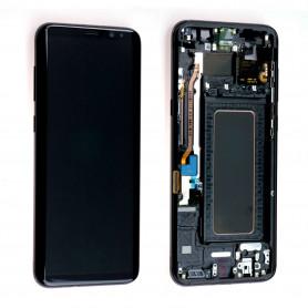 Écran Samsung Galaxy S8+ (G955F) Noir (Reconditionné)