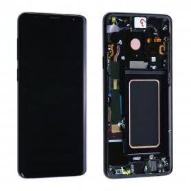 Écran Samsung Galaxy S9+ (G965F) Noir (Reconditionné)