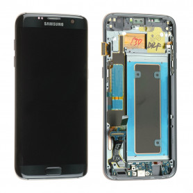 Écran Samsung Galaxy S7 Edge (G935F) Noir (Reconditionné)