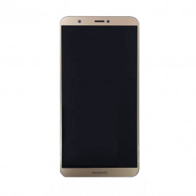 Ecran Huawei P Smart Or LCD+ Vitre Tactile Sur Chassis