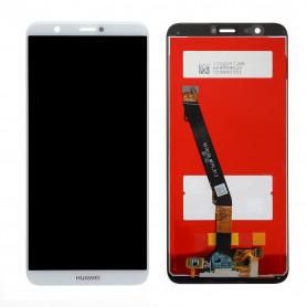 Ecran Huawei P Smart Blanc LCD+ Vitre Tactile