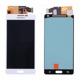 Ecran Samsung Galaxy A5 (A500FU) Blanc (OLED) Avec Adhésif