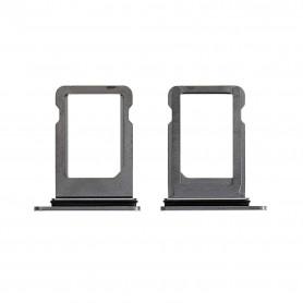 Tiroir SIM iPhone XS Gris