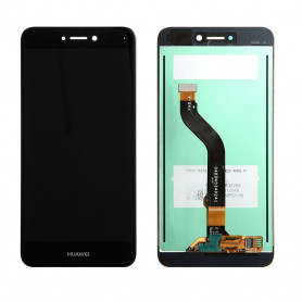 Ecran Huawei P8 Lite 2017/P9 Lite 2017 Noir LCD + Vitre Tactile