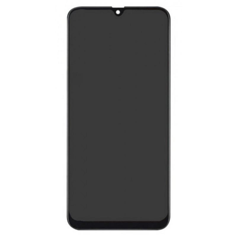 Écran Samsung Galaxy A30 (A305F) Noir Sur Châssis (Service Pack)