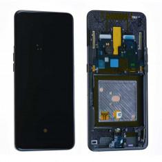 Écran Samsung Galaxy A80 (A805F) Noir Sur Châssis (Service Pack)