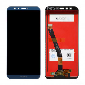 Écran Huawei Honor 9 Lite Bleu LCD + Vitre Tactile