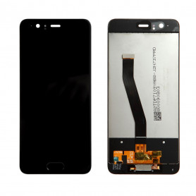 Ecran Huawei P10 Noir LCD + Vitre Tactile