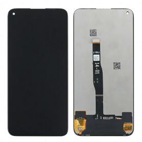 Écran Huawei Nova 5i / P20 Lite 2019 Noir Vitre Tactile + LCD