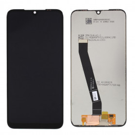Écran Xiaomi Redmi 7 Noir Vitre Tactile + LCD