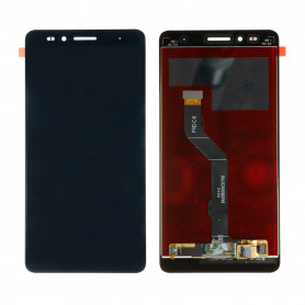 Ecran Huawei Honor 5X Noir LCD + Vitre Tactile