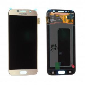 Ecran Samsung Galaxy S6 (G920F) Or (Compatible)