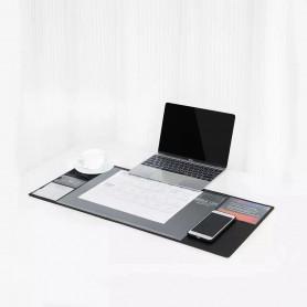Tapis de table de rangement multifonctionnel - blanc