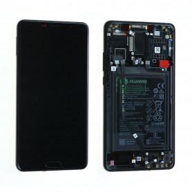 Écran Huawei Mate 10 Or + Châssis / Batterie (Origine)