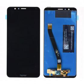 Ecran Huawei Honor 7X (BND-L21) Noir LCD+ Vitre Tactile