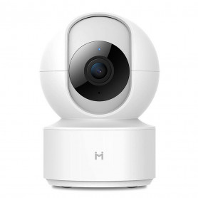 Xiaomi Mijia CMSXJ16A H.265 1080P Caméra IP AI Détection de mouvement Baby Monitor 360 pan-tilt Webcam - Blanc