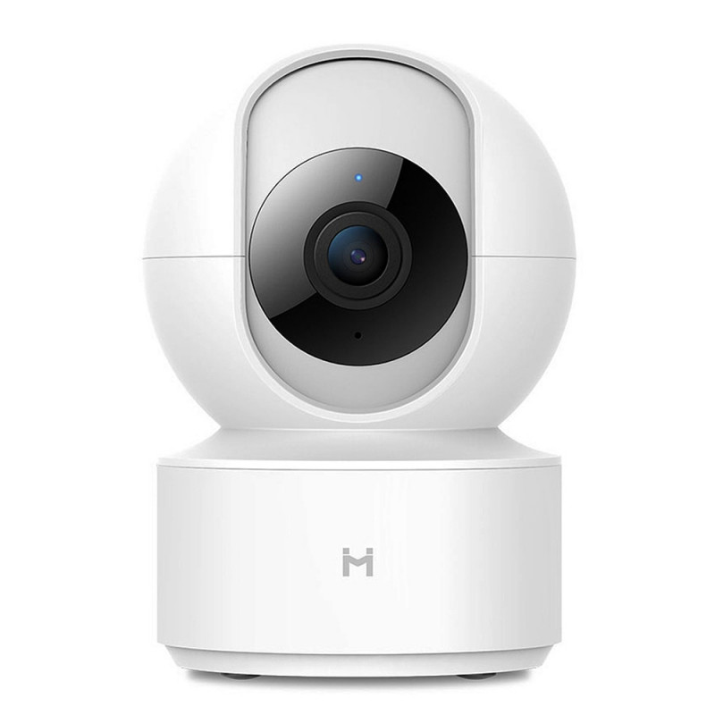 Xiaomi Mijia CMSXJ16A H.265 1080P Caméra IP AI Détection de mouvement Baby Monitor 360 pan-tilt Webcam - Blanc