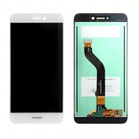 Ecran Huawei P8 Lite 2017/P9 Lite 2017 Blanc LCD + Vitre Tactile