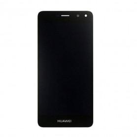 Ecran Huawei Y5 2017/Y6 2017 Noir Vitre Tactile + LCD