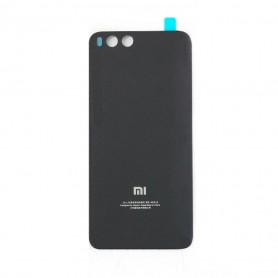 Vitre arrière Xiaomi Mi 6 Noir + Adhesif