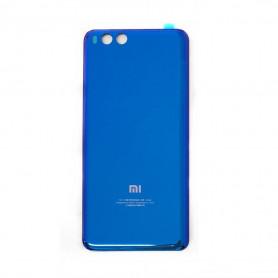 Vitre arrière Xiaomi Mi 6 Blue + Adhesif