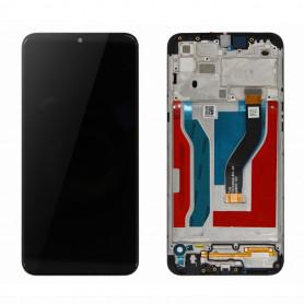 Écran Samsung Galaxy A10s (A107F) Noir (Service Pack)