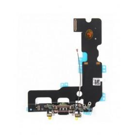 Connecteur de Charge iPhone 7 Plus Blanc + Antenne GSM + Prise Jack + Micro