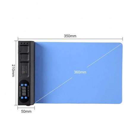 BET-928 Tapis/Plaque chauffante Séparateur d'écran LCD Tablette Téléphone
