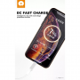 Câble Renforcé Fast Charging 2,4A En Sécurité Garantie 12 Mois - Lightning/Type C/Micro USB (Vrac)