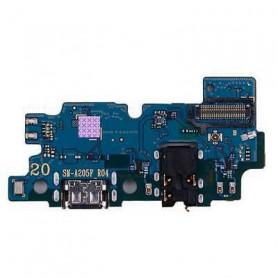 Connecteur de Charge Samsung Galaxy A20 (A205)